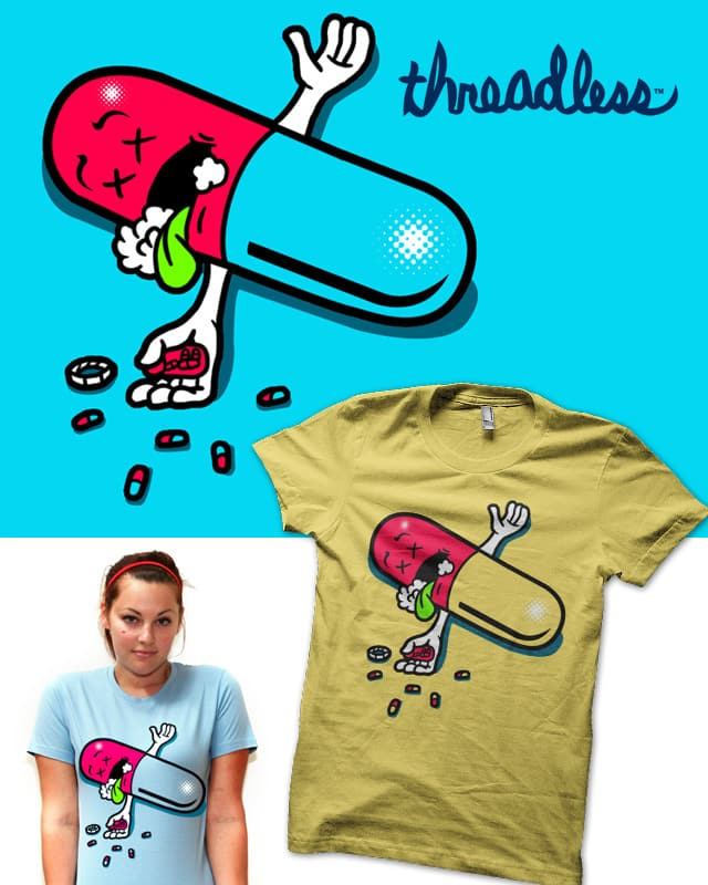 Overdosed by lumad on Threadless