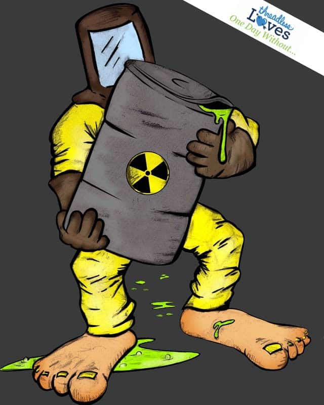 Biohazard by selfsorter on Threadless