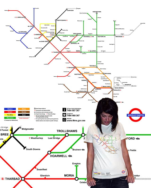 Middle Earth Metro