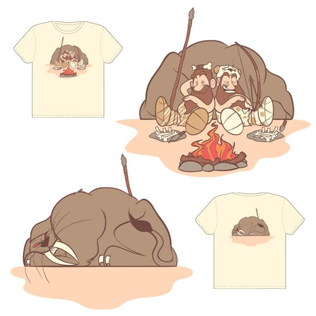 Survival of the fittest by Ian-S on Threadless