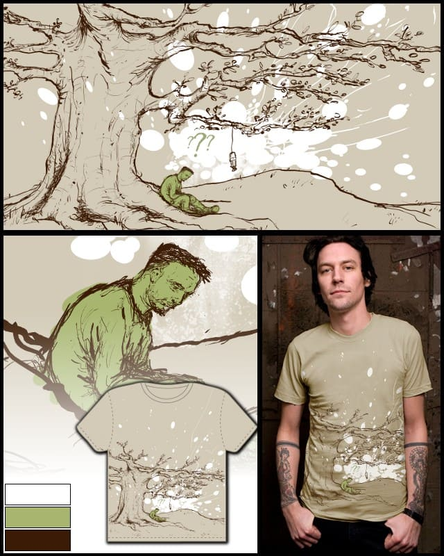 The Thinking Tree by FWS02 on Threadless