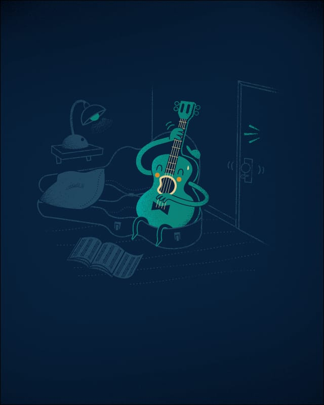 Guitar Solo by jaypaulo on Threadless