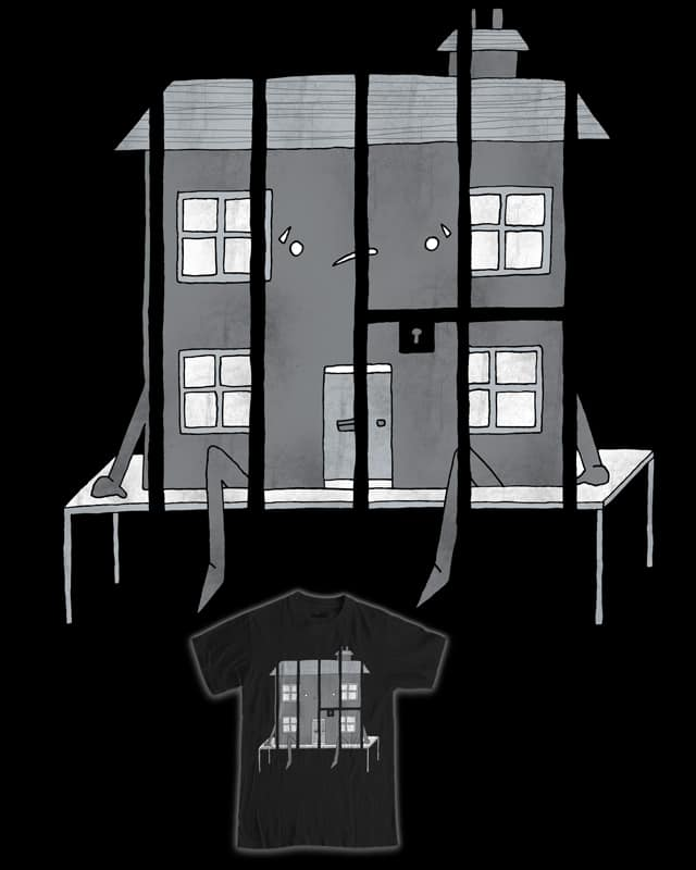 Under house arrest by randyotter3000 on Threadless