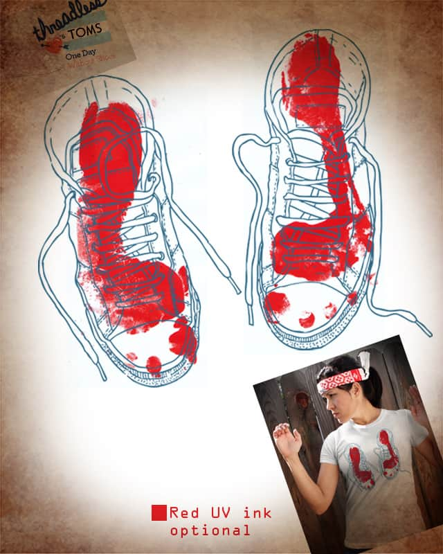 All foot need is shoes by kooky love on Threadless