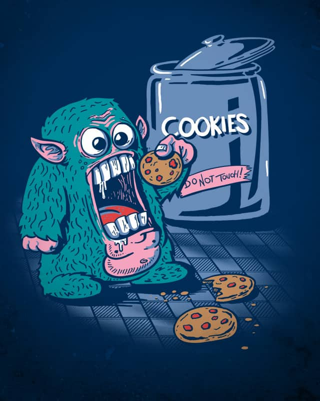 The Cookie Jar Mystery by Pakpandir on Threadless