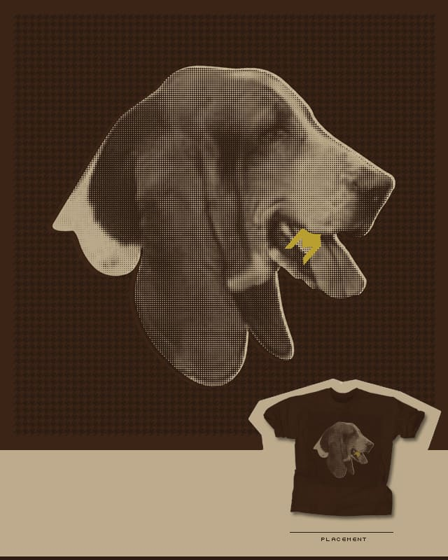 Hound's Tooth by blueiedben on Threadless