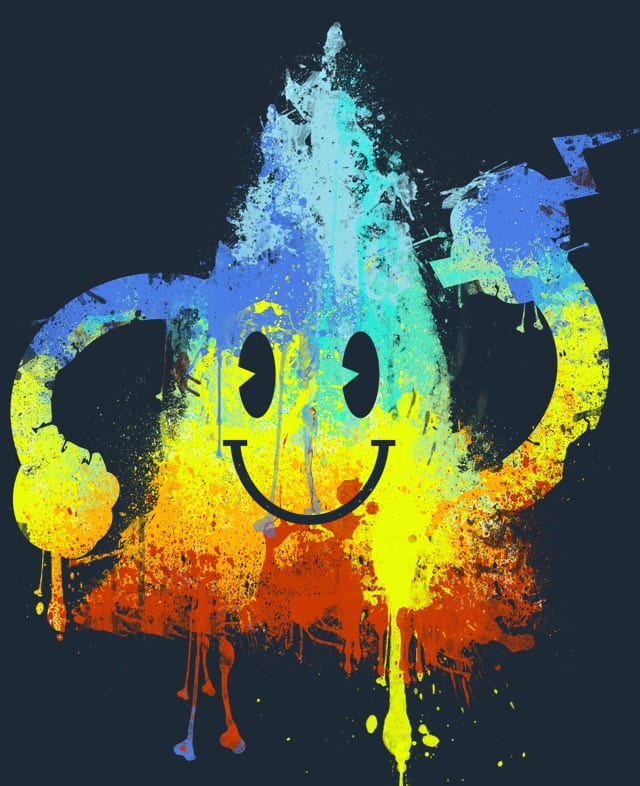 Fresh smile by robsonborges on Threadless