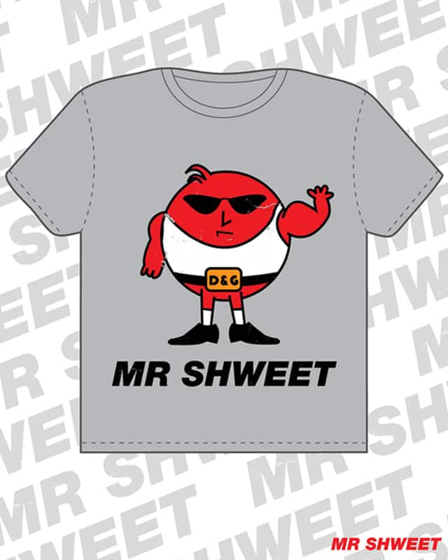 Mr Shweet by Killercooper Designs on Threadless