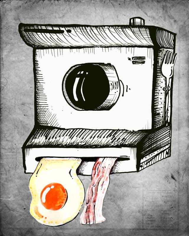 Polaroid of Future by aleksandartopic on Threadless