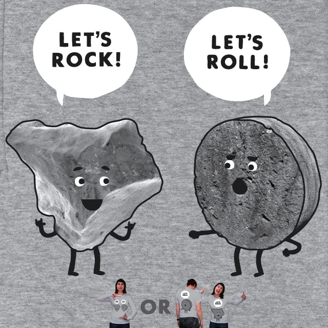 Rock & Roll by AlexMacDuff on Threadless