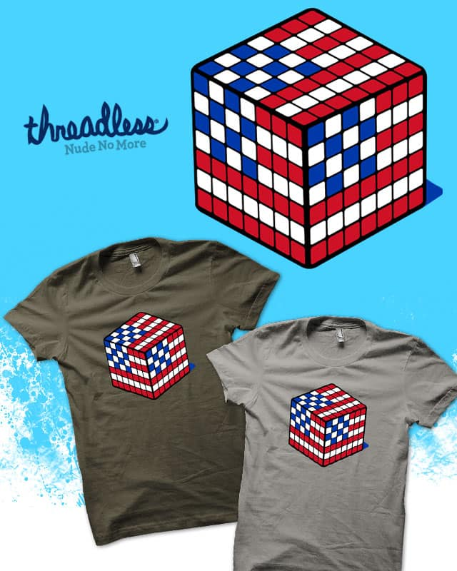 rubiks by lumad on Threadless