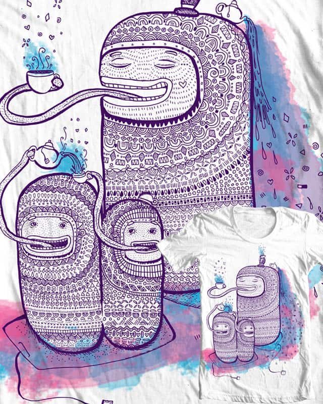 Handsfree Tea by nicholelillian on Threadless