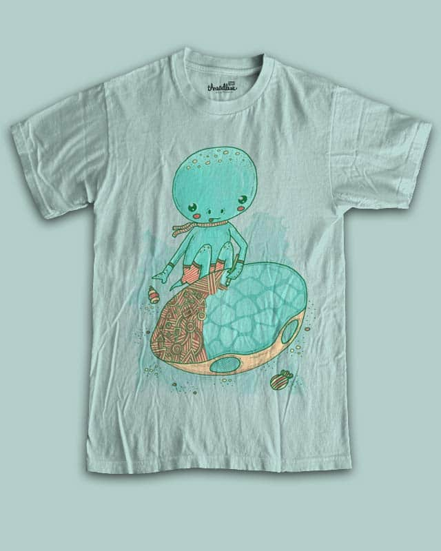 New shell by randyotter3000 on Threadless