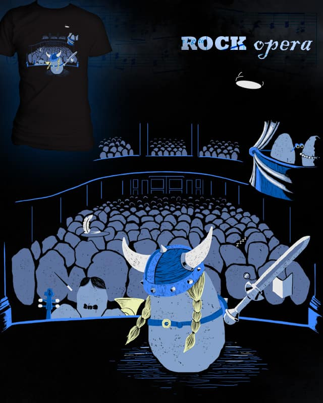 Rock Opera by charity.ryan on Threadless