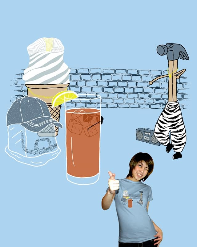 Can I Chill Wit Ya? by tracerbullet on Threadless
