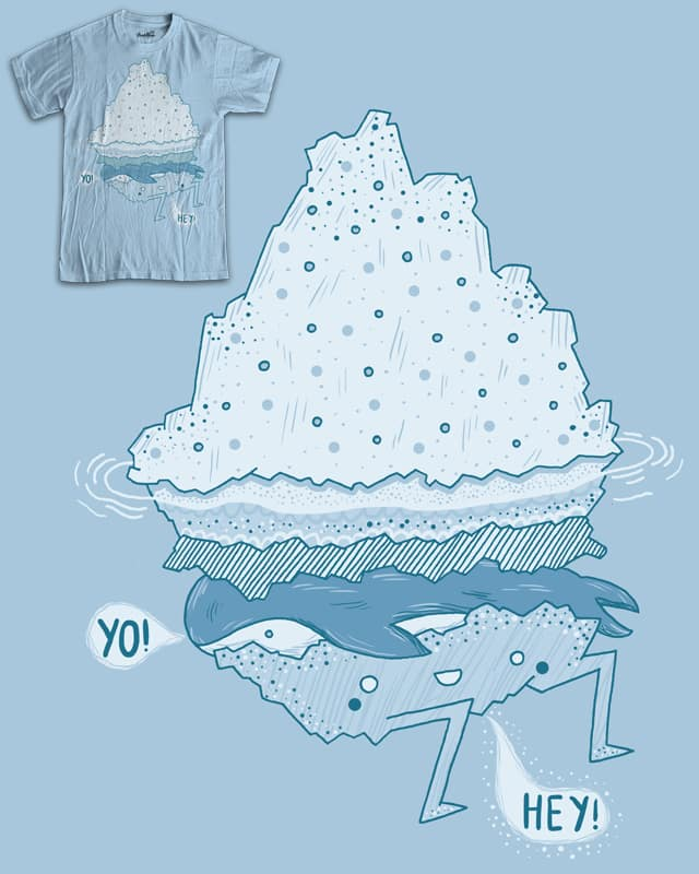 Iceburger by randyotter3000 on Threadless