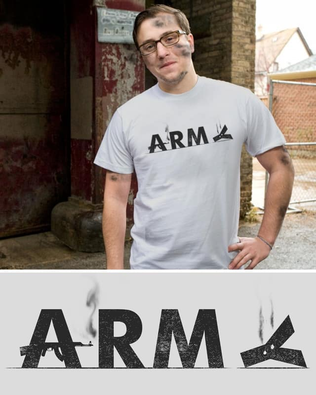 ARMY by Flying_Mouse on Threadless