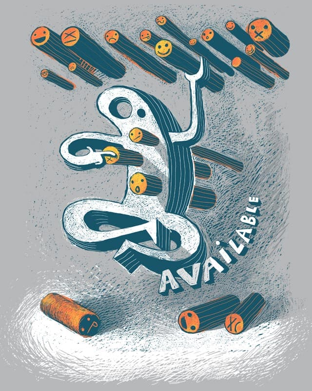 Status: Available by MariaSurducan on Threadless