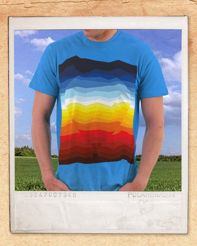 Summer Flight by the110 on Threadless