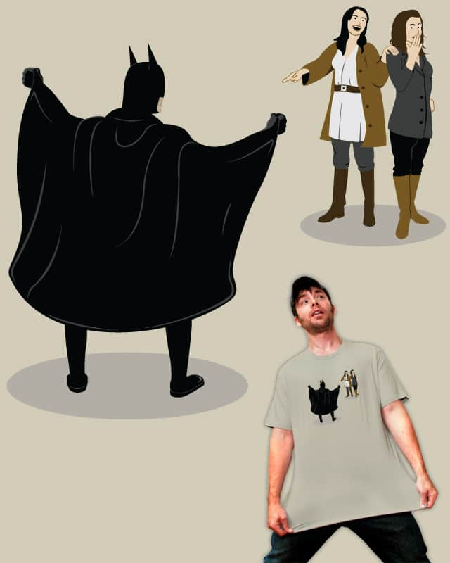 The Dark Flasher by bestdangSK on Threadless
