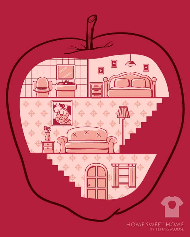 Home Sweet Home by Flying_Mouse on Threadless