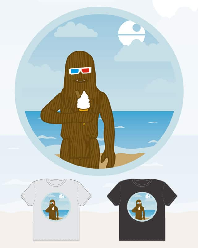 Hot n Hairy by quick-brown-fox on Threadless