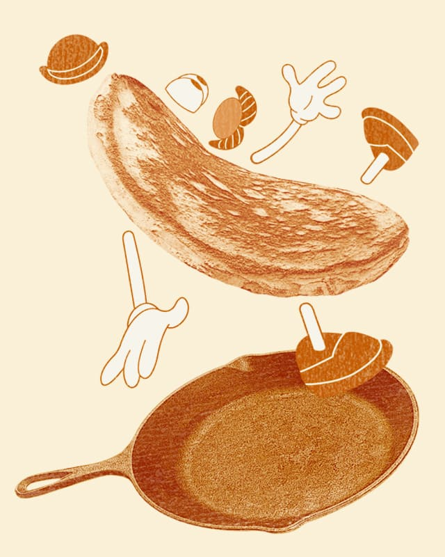 Mr. Potato Pancake by quister on Threadless