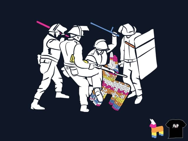 Colour me bad by nyenyerejunior on Threadless