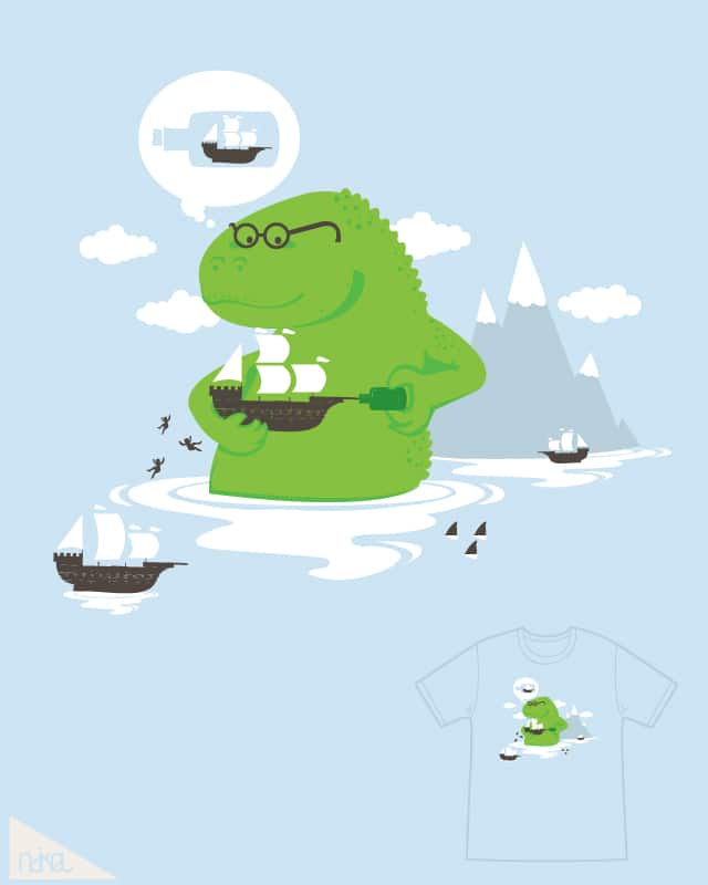 What do you think !? by ndikol on Threadless
