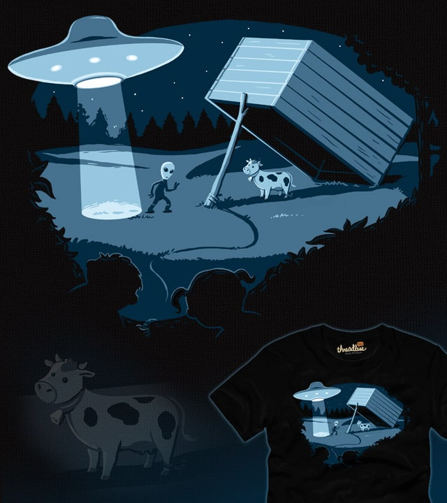 Trapping Aliens for Fun and Profit by TGWA on Threadless