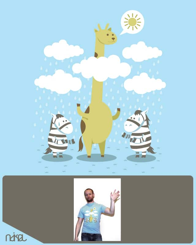 This day does not rain by ndikol on Threadless