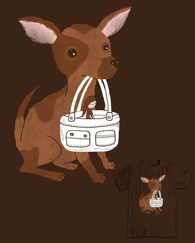 Doggybag by randyotter3000 on Threadless