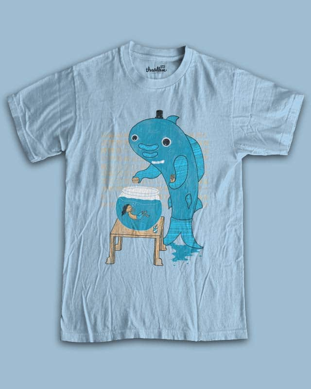 Fishbowl mk2 by randyotter3000 on Threadless