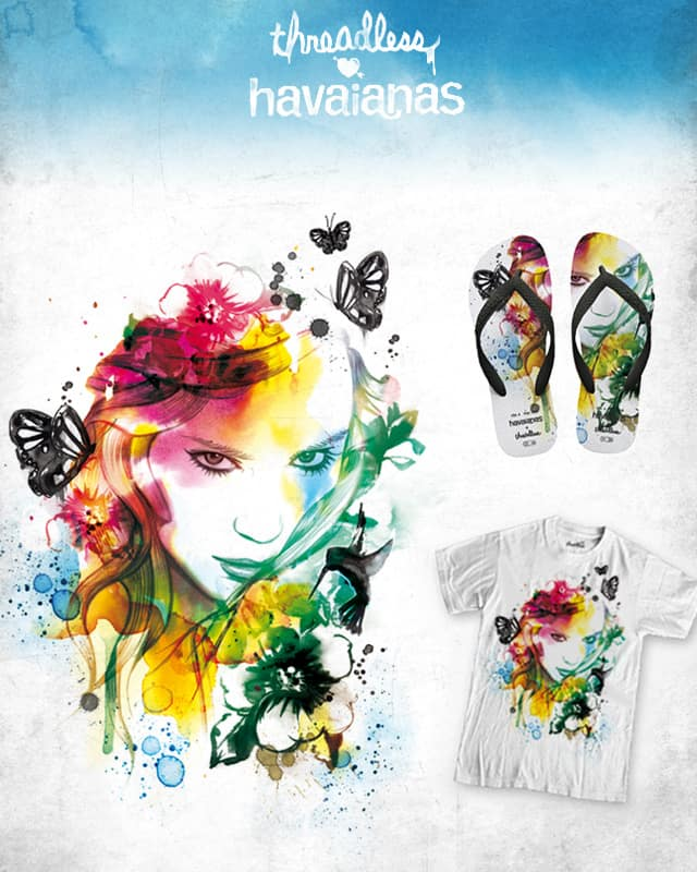 TROPICAL PARADISE by LittleJess on Threadless