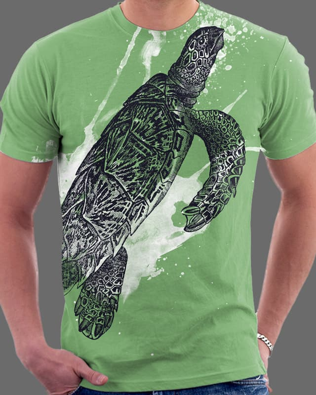 Slowly But Surely by Oiseau83 on Threadless