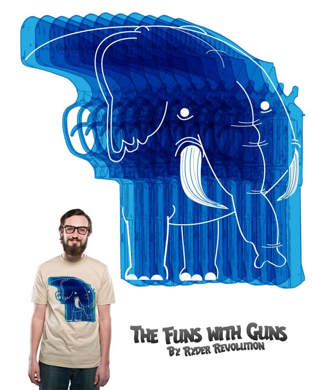 The Funs with Guns by Ryder on Threadless
