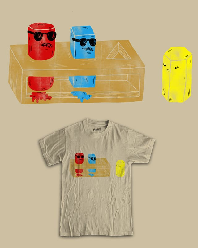 Dat block by randyotter3000 on Threadless