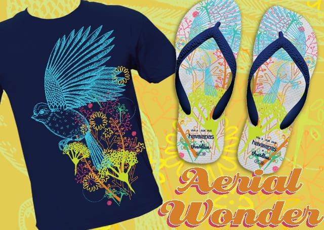 Aerial Wonder by studioelle on Threadless