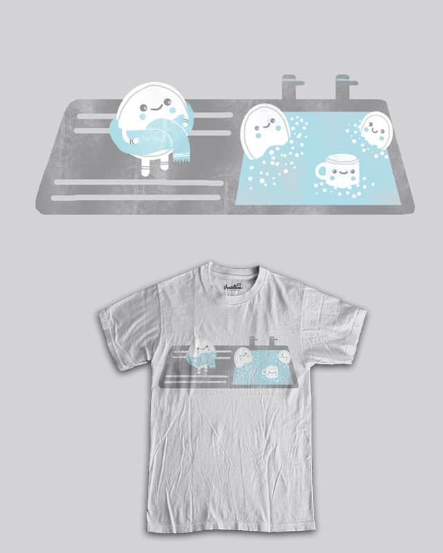 Kitchen jacuzzi by randyotter3000 on Threadless