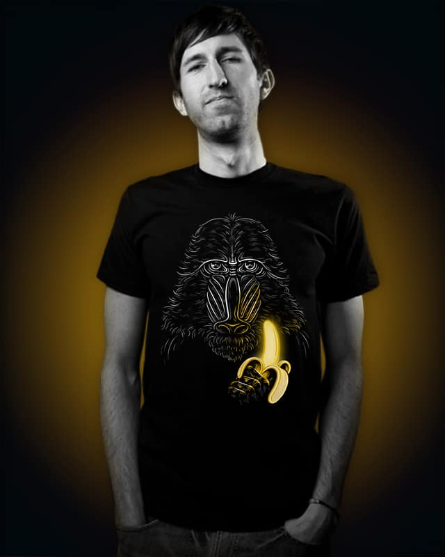 Darth Mandrill by buko on Threadless