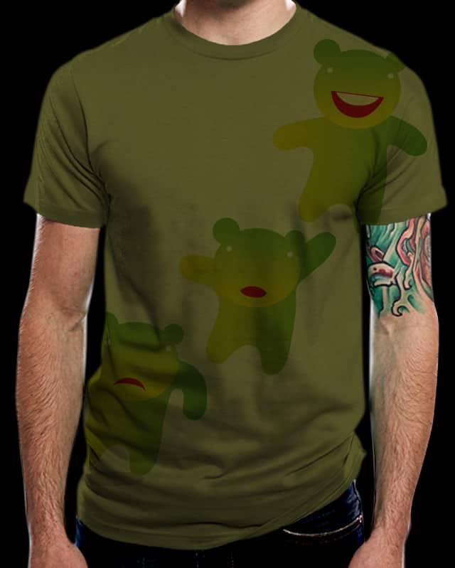 Cute camo by 51brano on Threadless