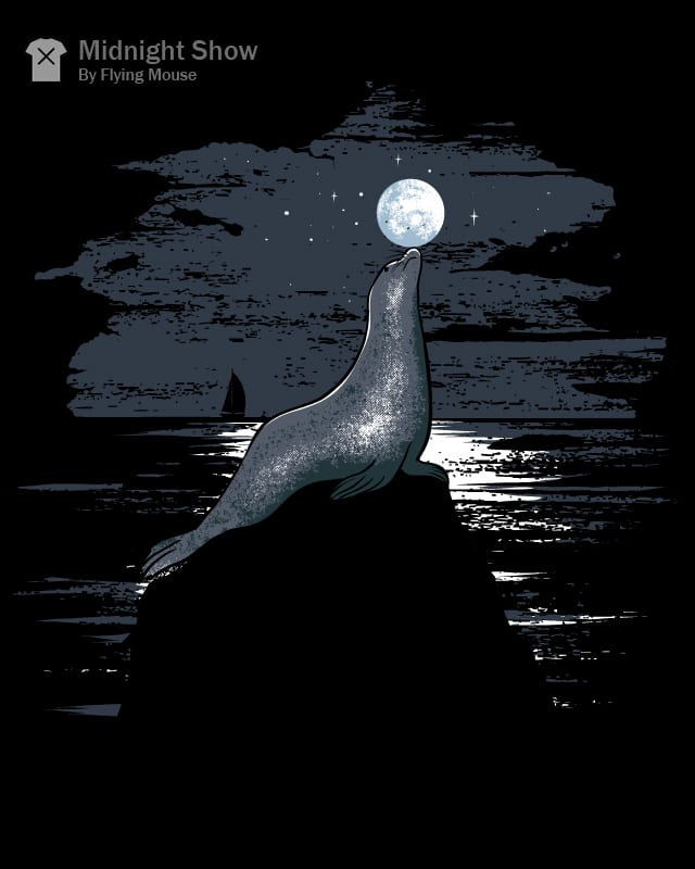 Midnight Show by Flying_Mouse on Threadless