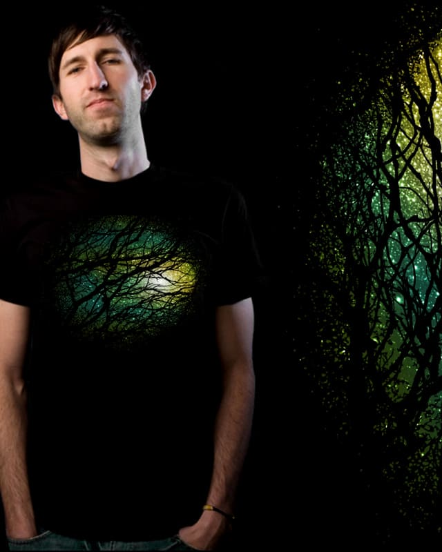what's behind all this? by sustici on Threadless