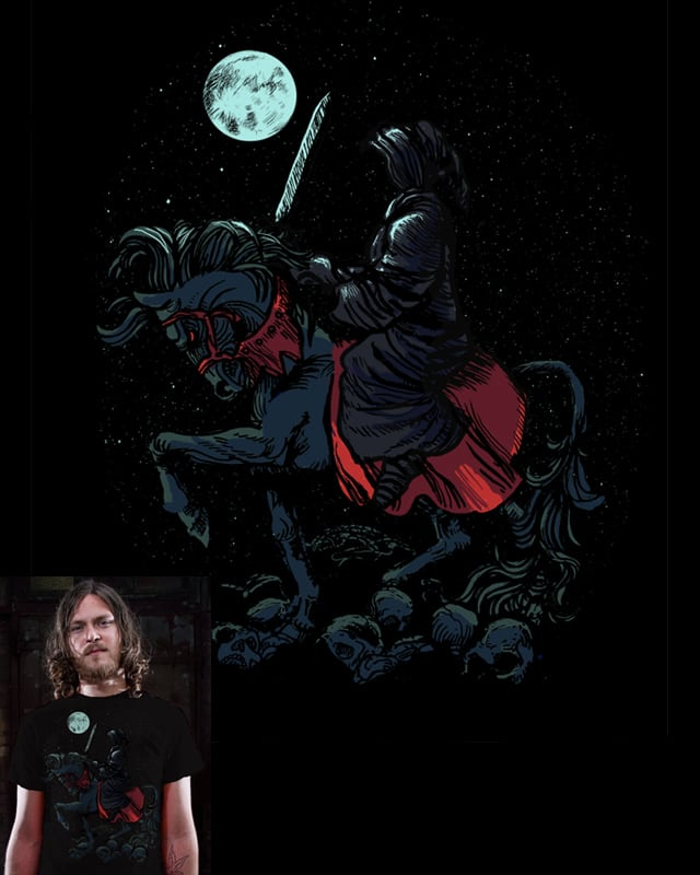 Night Mare by opifan64 on Threadless