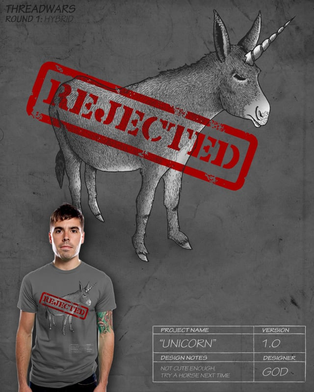Rejected Myth by Santo76 on Threadless