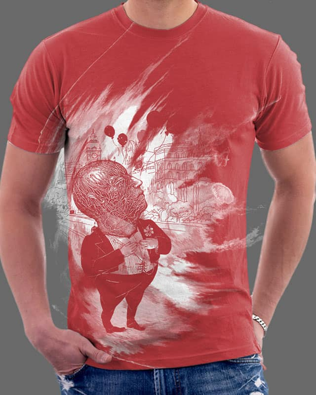 The  Architect of Love by Oiseau83 on Threadless