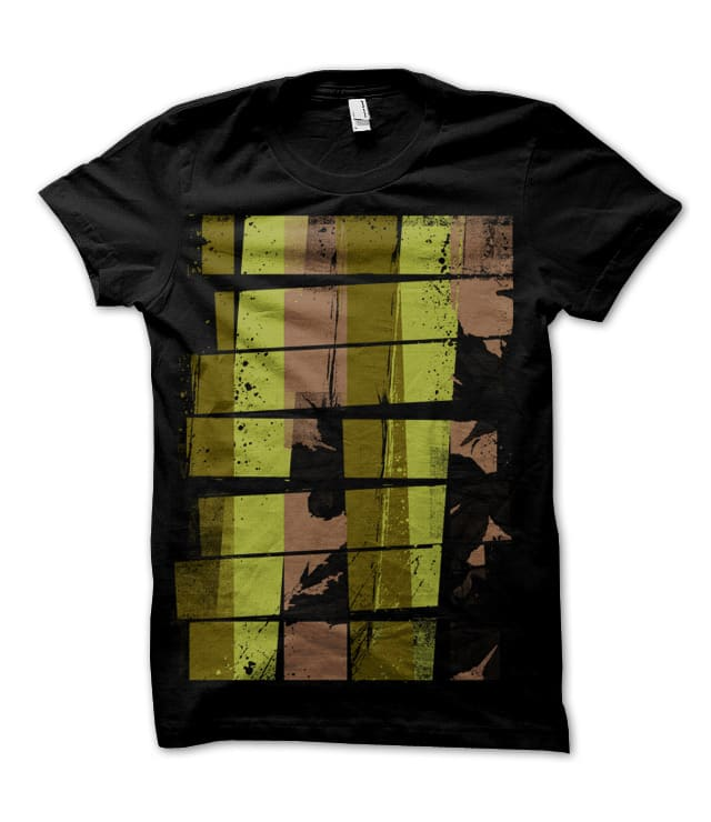 Modern Camo by atomicchild on Threadless