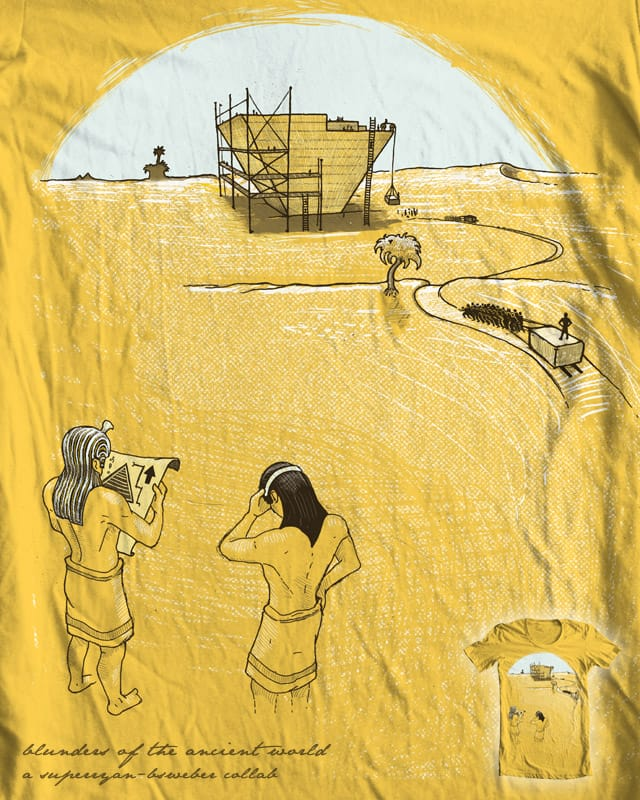 Blunders of the Ancient World by SuperRyan on Threadless