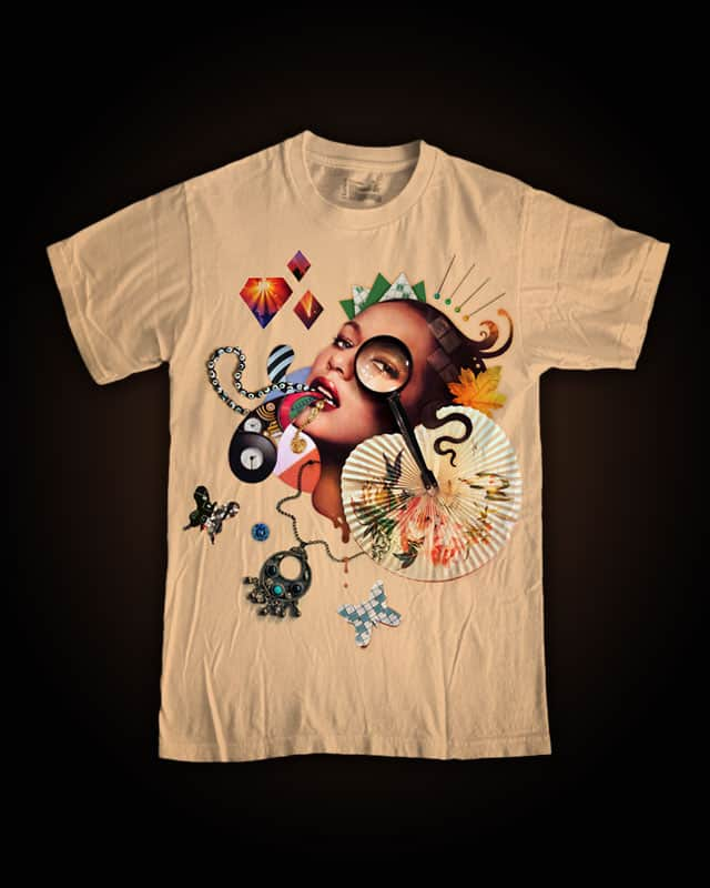 Magnifique by buko on Threadless