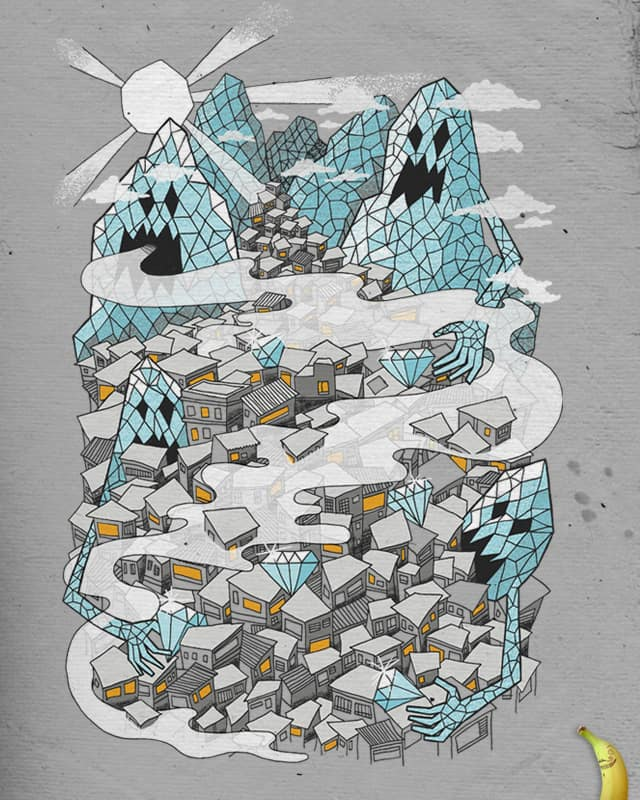 Diamonds are forever? by DaleEdwin on Threadless